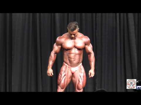 2016 Miami Muscle Beach IFBB Pro Men's 212 Bodybuilding All Competitors