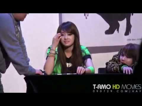 Jiyeon & lucky fan