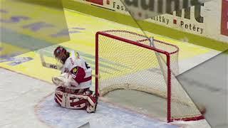 Roman Málek   11 nul v sezoně    80 let ligového hokeje    ČT sport    Česká televize