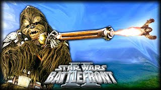 Star Wars Battlefront 2 Gameplay | Ep.4 Let The Wookie Win