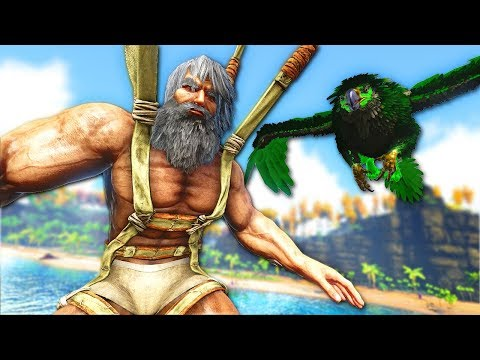 Where We Droppin Boys?! *NEW MAP?!* | ARK Modded: Eternal Chaos #9