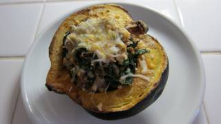 Holiday Recipe: Stuffed Acorn Squash