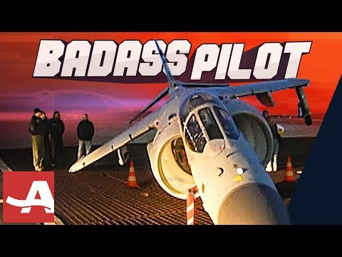 Crash Landing and Rebuilding a Harrier Jet | AARP
