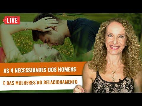 As 4 Necessidades Dos Homens E Das Mulheres No Relacionamento - Margareth Signorelli