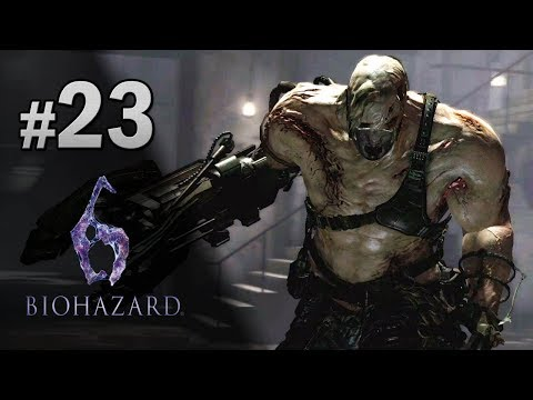 #23 Jake 章節開始!命運的邂逅 | Biohazard 6 生化危機 6 中文版