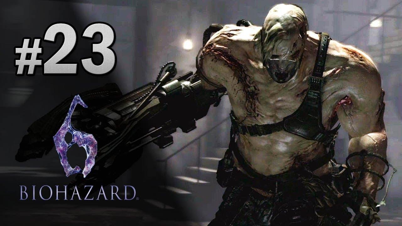 #23 Jake 章節開始!命運的邂逅 | Biohazard 6 生化危機 6 中文版 - YouTube