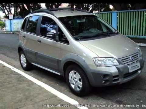 Fiat idea adventure 2007 phenom ve culos youtube for Fiat idea adventure 2007 precio
