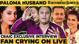 """My Ex Wife is Pooja, not Paloma…"" – Craig's Ultimate Fun Reply! Exclusive Interview!! 