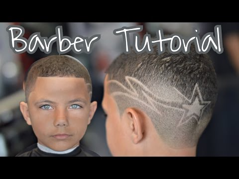 HOW TO | KIDS HAIRCUT | WITH HAIR DESIGN