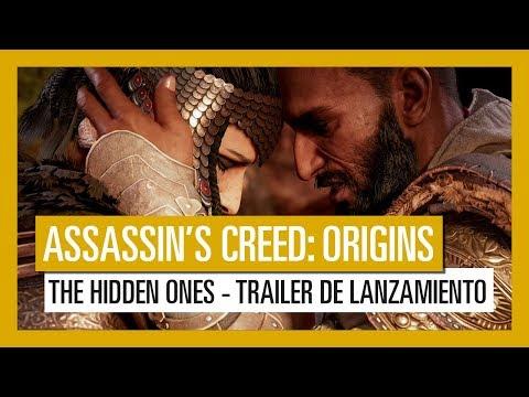 Assassin's Creed Origins: The Hidden Ones - Tráiler de Lanzamiento