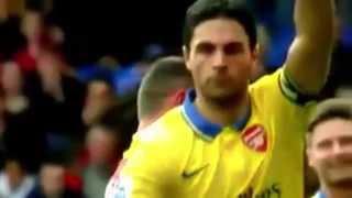PROMO Arsenal vs Crystal Palace 16.08.2014