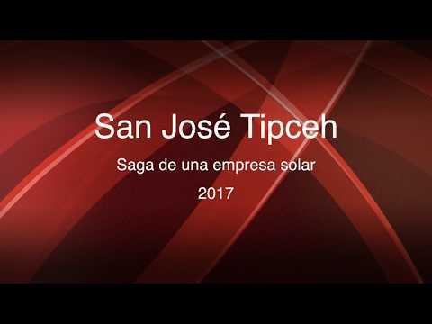 IMPOSICIONES DE VEGA SOLAR EN SAN JOSÉ TIPCEH