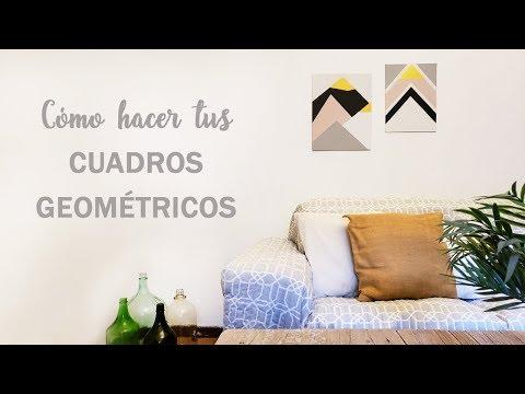 DIY 3 CUADROS DECORATIVOS FACILES DE HACERиз YouTube · Длительность: 8 мин38 с