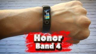 Новинка Huawei honor band 4. Фитнес браслет с цветным Amoled дисплеем и закаленным стеклом.