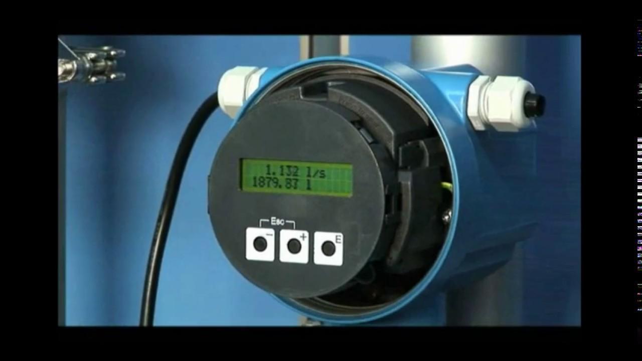 ENDRESS+HAUSER ULTRASONIC CLAMP ON FLOW METER,Proline Prosonic Flow