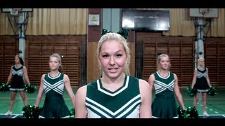 Swedish EDM Cheerleading 2013