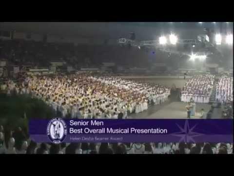 Kamehameha Schools Song Contest 2014 Awards
