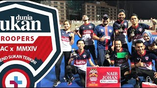 DSTroopers l Dunia Sukan Naib Johan Hoki Media 5'S