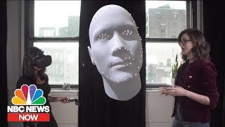 Inside The Technology Behind Facial Recognition   NBC News Now