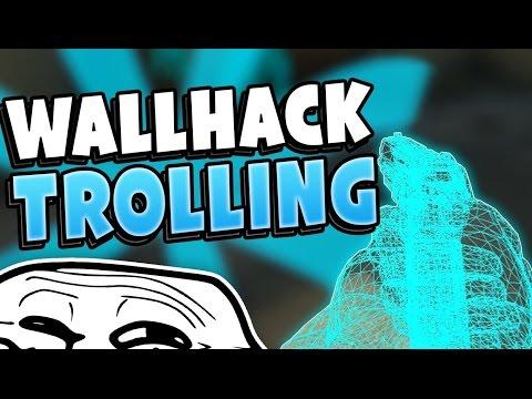 KOÇ ABİYİ SİNİR ETTİM WALL HACK İLE İNANILMAZ TROLLEDİM!! CS:GO Troll