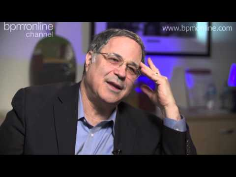 Paul Greenberg about the benefits of merging BPM & CRM