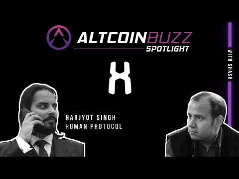 Human Protocol and The Third Wave of Blockchain   Spotlight with Shash   PODCAST