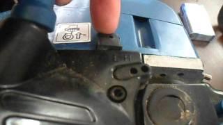 Регулировка карбюратора пилы Adjust carburetor chain saw
