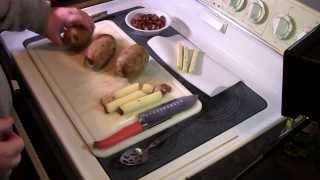 Bacon And Cheese Potato Bomb