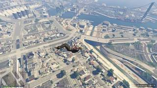 GTA v online how to outfly anyone