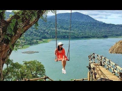 Puncak Mustika Manik Wisata Pinggir Jurang Gunung Salak