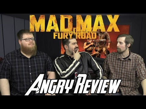 Mad Max: Fury Road Angry Review [Vlog]