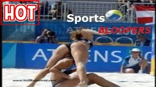 Sports Bloopers - The Funniest Sports Fails Moments - Compilation