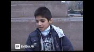 Սիրիահայ երեխաները Հայաստանում