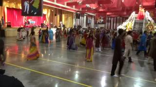 NAVRATRI 2014 ATLANTA SHAKTI MANDIR DAY 9 [PART 4]