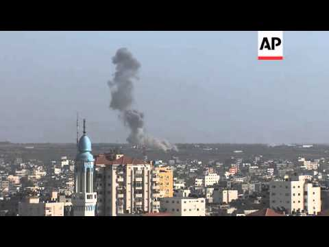 More explosions in Gaza as Regev blames Hamas for breaching ceasefire