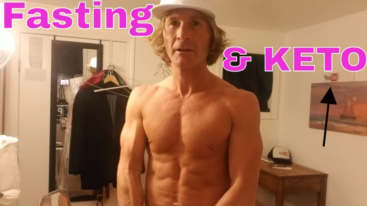 Intermittent Fasting / Ketogenic Diet & Eating @ Home - YouTube