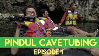 Goa Pindul Cavetubing EPS 1 - PENELUSURAN GOA PINDUL