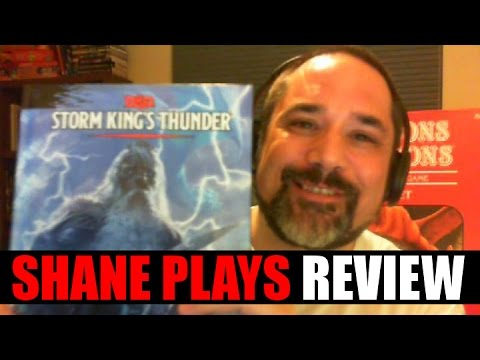 Storm King's Thunder Review (D&D)