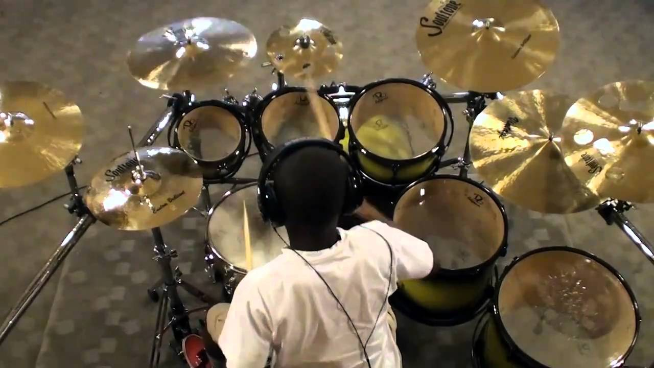 soultone cymbals branden akinyele youtube. Black Bedroom Furniture Sets. Home Design Ideas