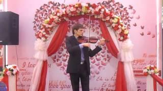 Скрипач на свадьбу, Первый свадебный танец, Краснодар