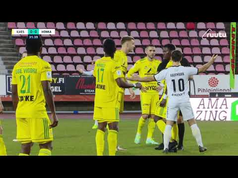 Ilves Honka Goals And Highlights