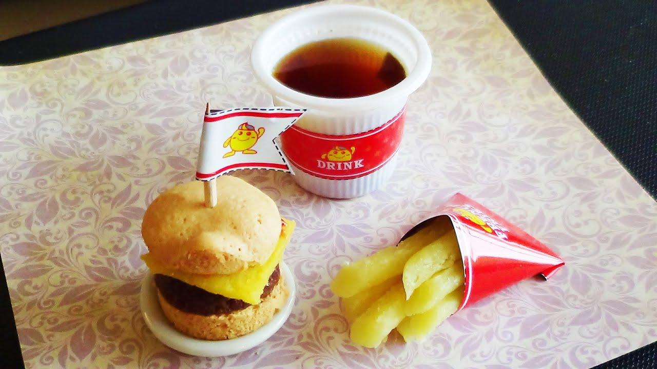 Popin' Cookin' DIY Hamburger Candy!!- Japanese Candy kit ...