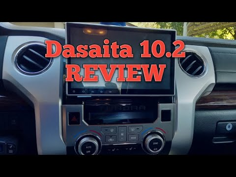 Dasaita 10.2 Android Universal Radio Initial Review