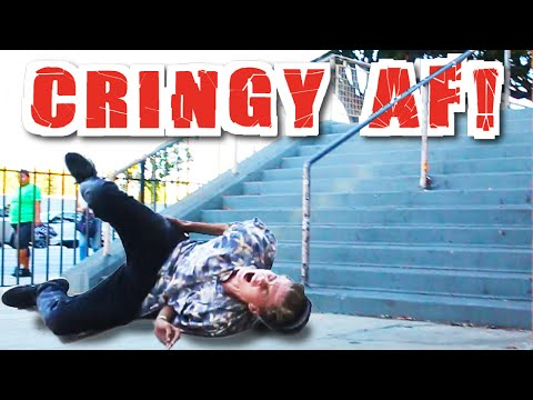 BRUTAL SKATING ACCIDENTS | Knocking My Vision Blurry