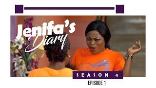 Jenifa's Diary S4EP1 - BLACKMAIL - Watch Full Season on SceneOneTV App/www.sceneone.tv