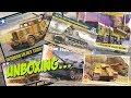 Model Kit Round-Up (Italeri, Dragon, Tamiya, Zvezda) | Unboxing