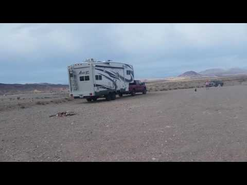 Free boondocking at Government Wash