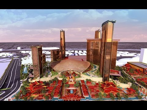 Lerch Bates Tapped for Chinese Themed Vegas Resort