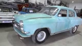 ГАЗ-21 1957 год во Владимире(Продается ГАЗ-21 1957 г., все вопросы по телефону +7(910)775-63-23., 2016-05-24T11:50:48.000Z)