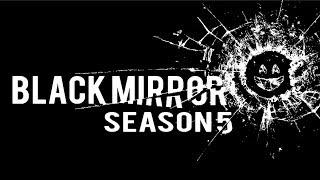 Black Mirror OST Season 5 Trailer Soundtrack - Lonely Feelings
